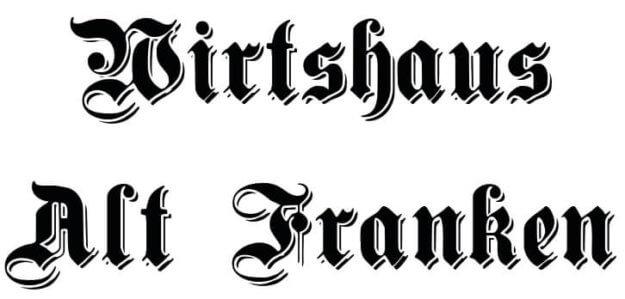 Alt Franken Karlstadt